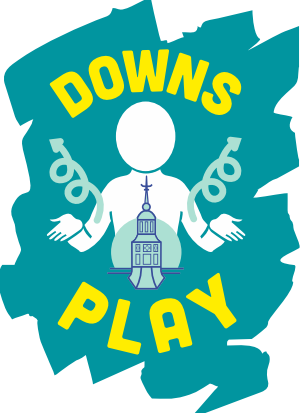 Capture downsplay logo