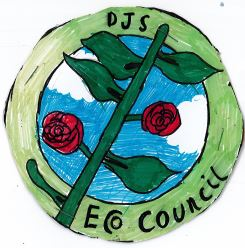 eco council badge design DJS